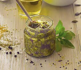 cuisine vegan tartare algues